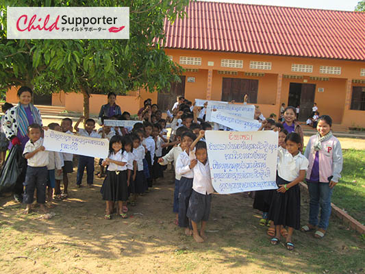 WEB14- FH staffs cooperate with the school teachers to conduct Environment day in Tep Chey primary school.のコピー.jpg